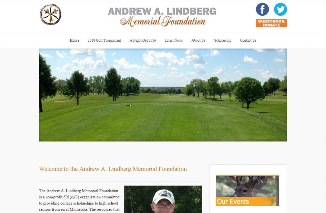 Andrew A Lindberg Memorial